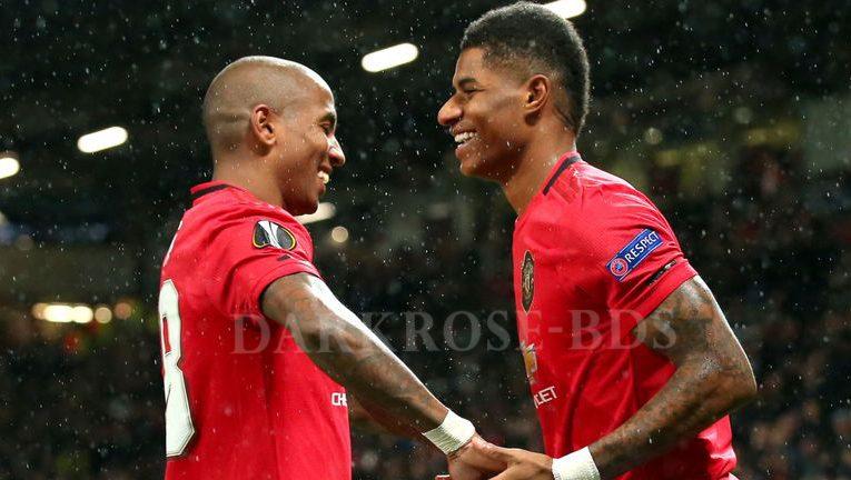 Manchester United ผ่านเข้ารอบ 32 ทีมสุดท้ายของ Europa League
