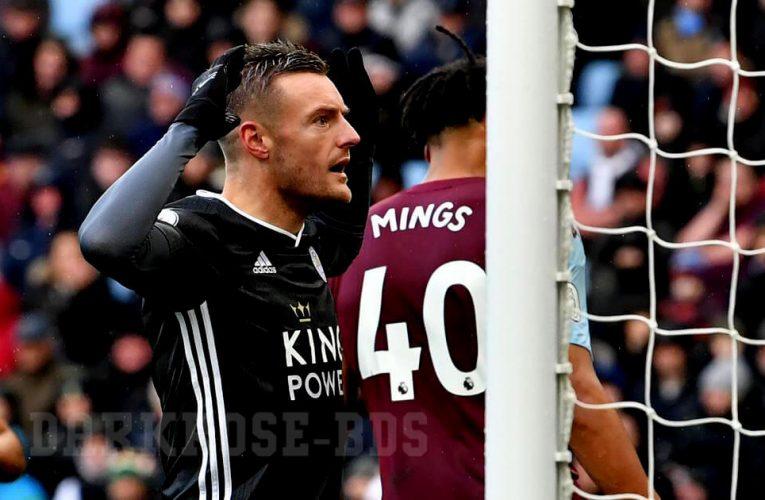 Aston Villa แพ้เลสเตอร์ชนะแปดเกมรวด