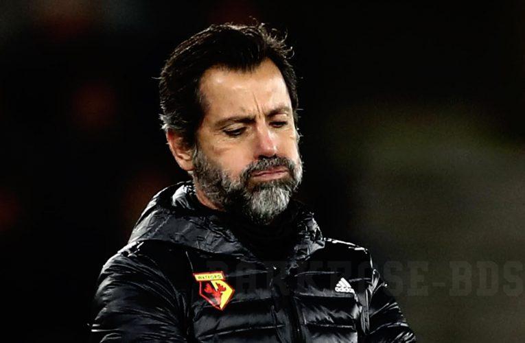 Quique Sanchez Flores โดนปลดหลังจากคุมทีมไม่ถึง 3 เดือน