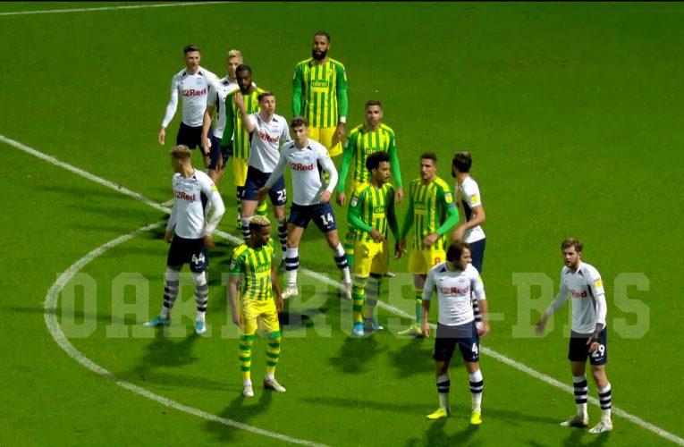 West Bromwich Albion ขึ้นนำเป็นจ่าฝูง Championship