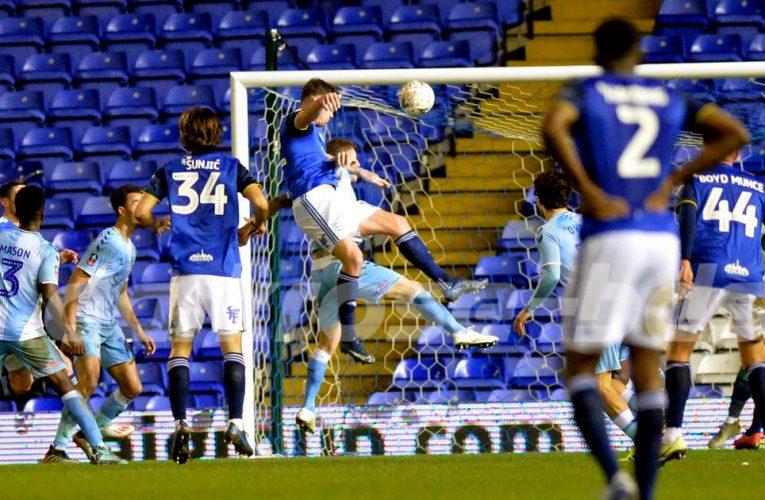 Birmingham City เข้าสู่รอบห้า FA Cup