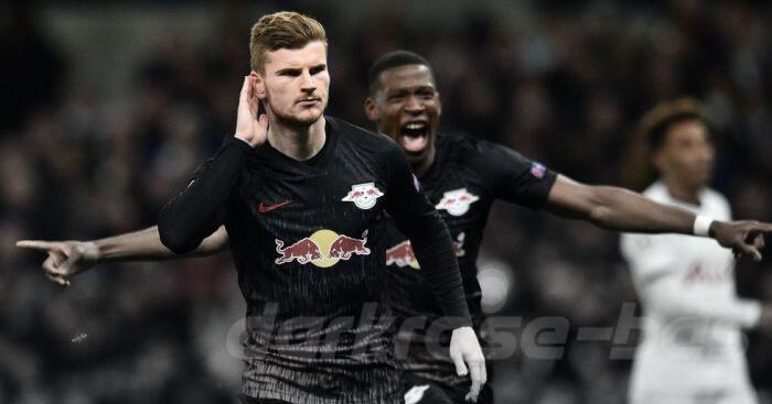 RB Leipzig บุกเอาชนะสเปอร์สในเหย้าเยือนนัดแรก