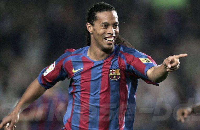 Ronaldinho จากแชมป์โลกสู่นักโทษ