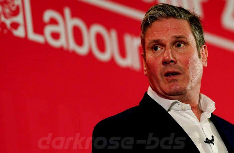 Keir Starmer ขึ้นเป็นหัวหน้าพรรค Labour แทน Jeremy Corbyn