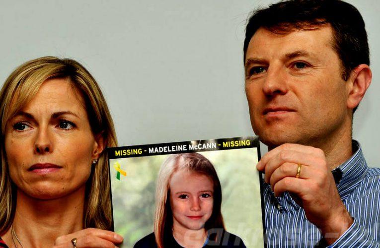 ผู้ต้องสงสัยคดี Madeleine McCann ถูกระบุตัวได้แล้ว