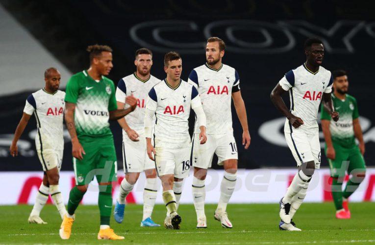 Maccabi Haifa ขอโทษ Tottenham เรื่องวิดีโอของ Kane