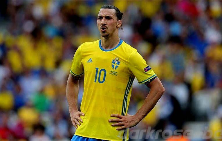 Zlatan Ibrahimovic กลับมาเล่นให้ทีมชาติอีกครั้ง