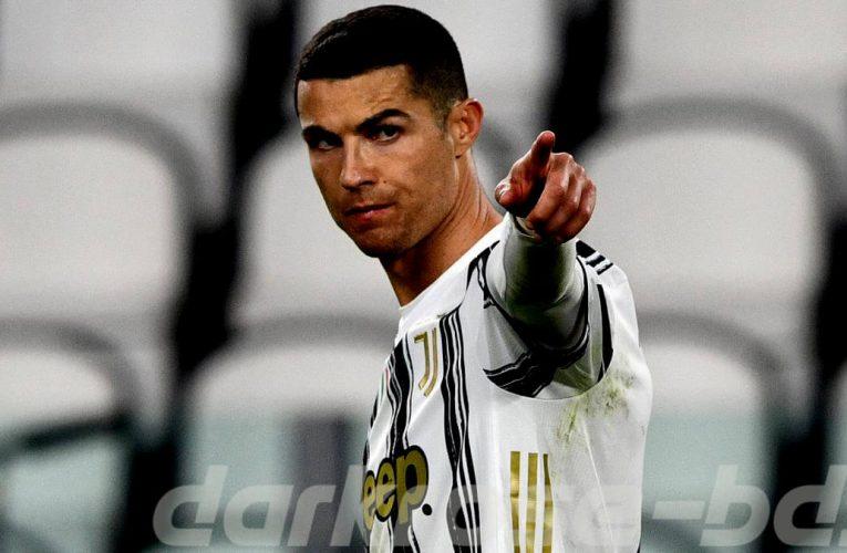 Cristiano Ronaldo โหม่งสองลูกเข้าโกลใน 8 นาที