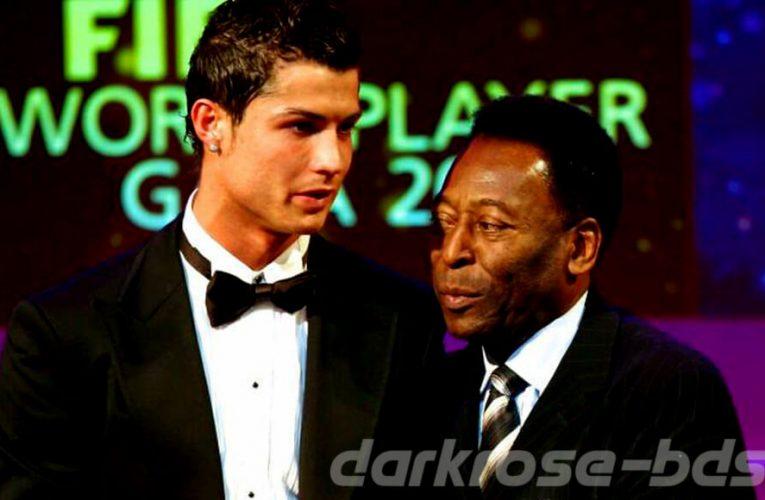 Pele ชื่นชมโรนัลโด้หลังเขาทำลายสถิติตัวเองอีกครั้ง