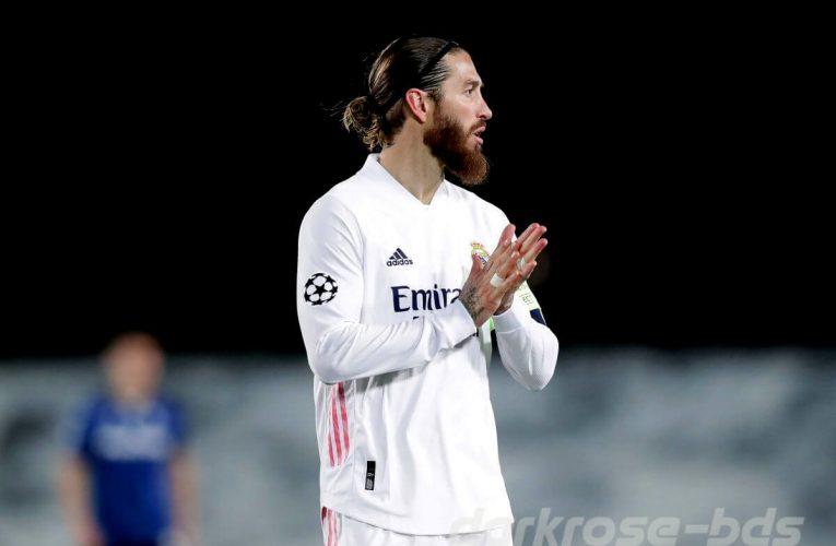 Sergio Ramos กับสัญญาอันขมขื่นของเขา