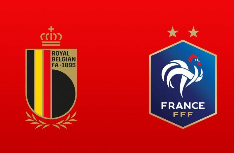 เบลเยียม vs ฝรั่งเศส